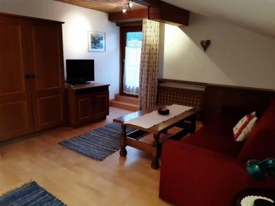 Wohnzimmer Ferienwohnung Lärchenwiese
