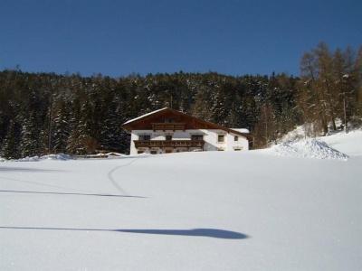 Winter beim Gapphof