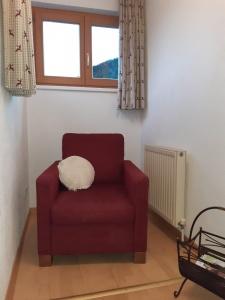 Leseecke Wohnzimmer Lärchenwiese